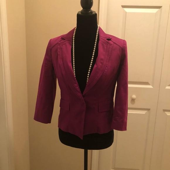 261c2e9bd1 Sexy professional White House black market blazer